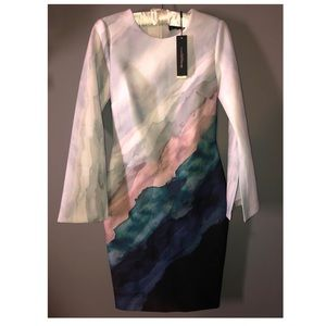 Never Been Worn. New with Tags! Water Color Dress